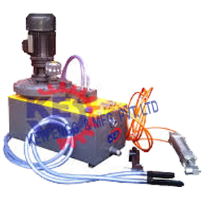 Web Guiding System for Liner Rewinder Machine